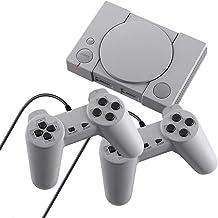 mbition Console de jeu classique, console de jeux PS1 à 8 bits, mini console de jeu rétro, 620jeux classiques intégrés, c...