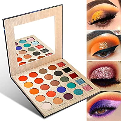 Lidschatten Palette Makeup DE'LANCI