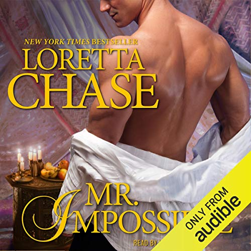 Mr. Impossible Audiobook By Loretta Chase cover art