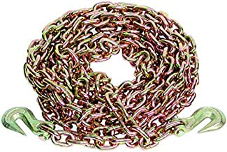 Ancra 45881-10-16-SP Transport Chain with Grab Hooks, Grade 70, 5/16-Inch by 16-Feet, Plastic Pail