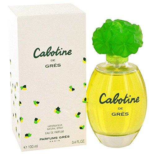Cabotine by Parfums Gres Eau de parfum en flacon vaporisateur 93,6 gram/90 ml