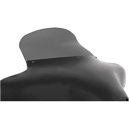 "Memphis Shades MEP8561 Smoke Windshield (Batwing Fairing Spoiler Batwing Fairing 9"")"