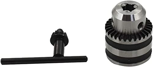 popular New Heavy Duty 1/32'' - 3/8'' JT2 Drill Chuck with online sale Key popular keyed outlet sale