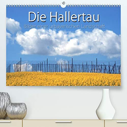 Hallertau (Premium, hochwertiger DIN A2 Wandkalender 2021, Kunstdruck in Hochglanz)
