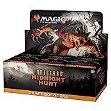 Magic: The Gathering Innistrad: Midnight Hunt Draft Booster Box | 36 Packs (540 Magic Cards)