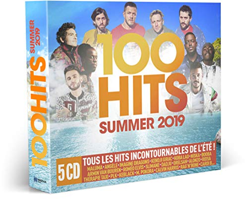 100 Hits Summer 2019