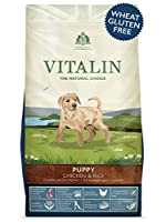 Complete dry food for puppies. Contains botanicals and prebiotics for gut health. No artificial colours, flavours, or preservatives.