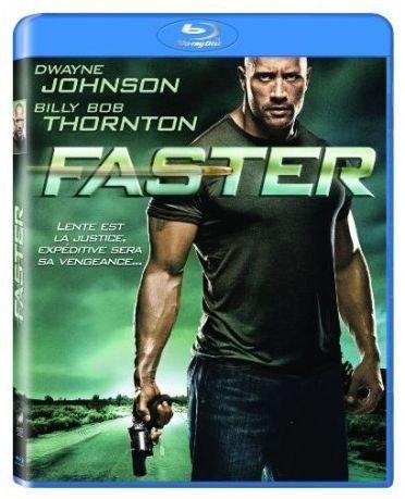 Faster [Francia] [Blu-ray]