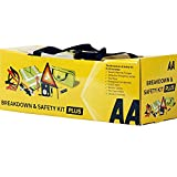 AA Breakdown & Safety Kit Plus with Tyre Inflator