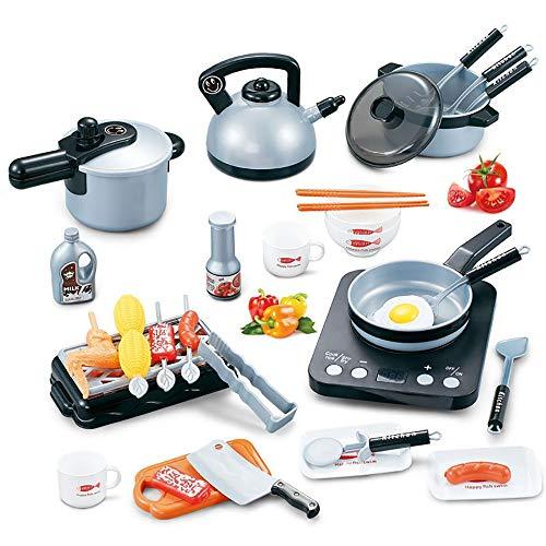 FZTX-LPX Juguetes de Cocina para niños