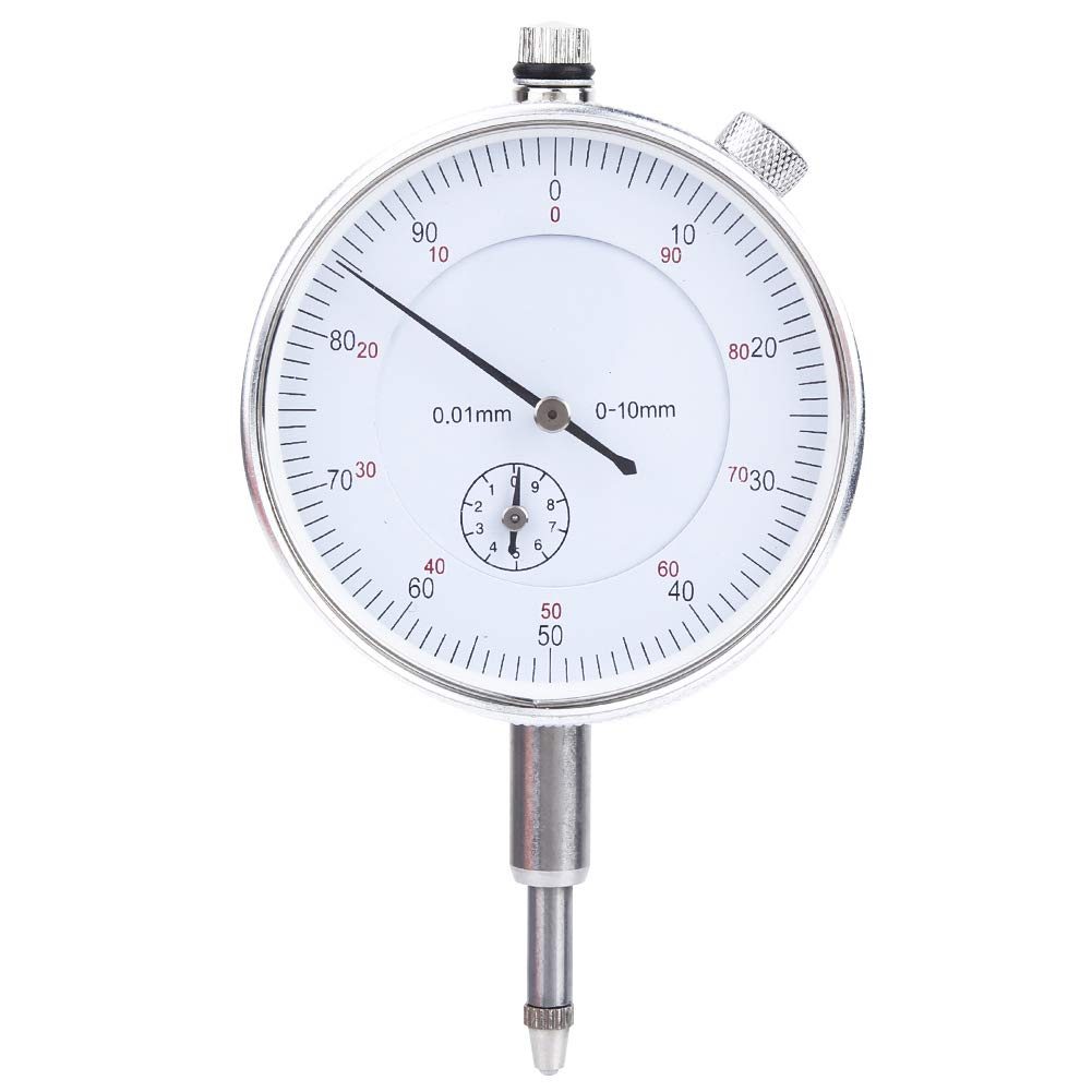 Dial Popular product Ranking TOP3 Gauge 0-10mm Mechanical Sca Indicator Test 0.01mm