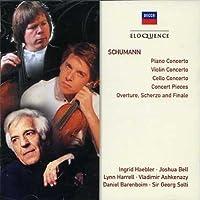 Schumann: Piano Concerto / Violin Concerto / Cello Concerto / Konzertstuck for Four Horns / Introduction & Allegro for Piano and Orchestra / Concert Allegro with Introduction in D Minor by Schumann (2007-01-15)