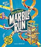 Master Builder - Roller Coaster Marble Run: Construct Your Own Huge Marble Run - Out Of Paper!