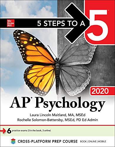 5 Steps to a 5: AP Psychology 2020