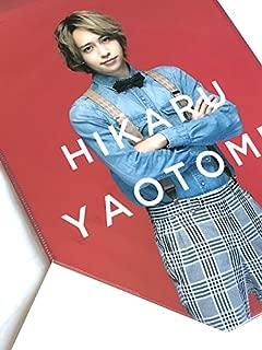 舞台「薔薇と白鳥」【Wクリアファイル】八乙女光 & 高木雄也 主演 公式グッズ + 【Hey! Say! JUMP 】メンバー公式写真 1種 セット