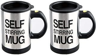 does self stirring mug work