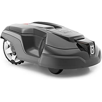 Husqvarna 967673005 AM315 Lawn Mower, Gray