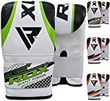 RDX Boxhandschuhe Sparring Training Kickboxen Boxsack Handschuhe Muay Thai Sandsackhandschuhe