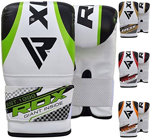 RDX Guantoni Boxe Pesante Guantoni Colpitori Allenamento MMA Pugilato Muay Thai Kick Boxing Mitts Arti Marziali