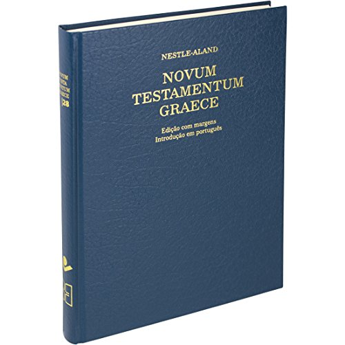 Novum Testamentum Graece: Nestle-Aland - NA28