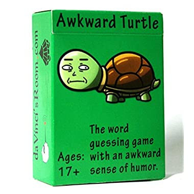 da Vinci's Room Awkward Turtle The Word Card Game for Adults [A Party Game]