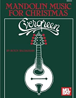 Evergreen/Mandolin Music for Christmas