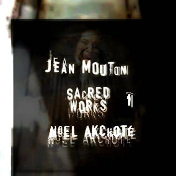 Jean Mouton: Sacred Works, Vol. 1 (Arr. for Guitar)