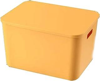 Lpiotyucwh Paniers et Boîtes De Rangement, Boîte de rangement avec couvercle, boîtier de rangement des sécherymes de solei...