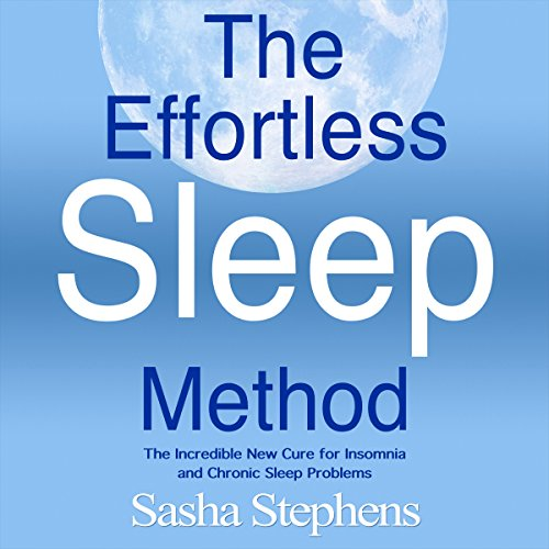 The Effortless Sleep Method audiobook cover art