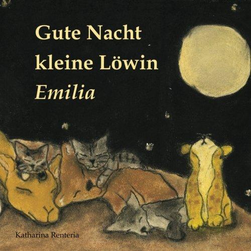 Gute Nacht kleine Löwin Emilia