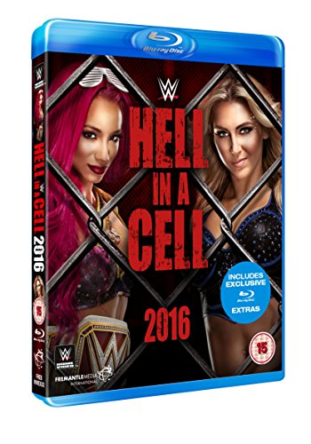 WWE: Hell In A Cell 2016 [Blu-ray] [UK Import]