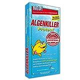 Algenkiller Protect - Wasserpflege für Garten- und Schwimmteiche (75 g - für max. 5.000 Liter)