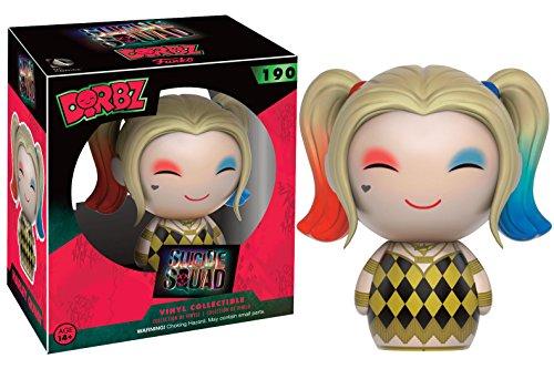 Funko 76983 Suicide Squad Dorbz-Harley Quinn in Gown Figurine Multicolore