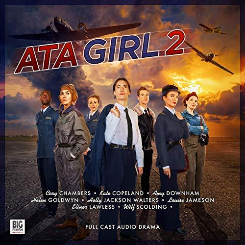 ATA Girl 2 Titelbild
