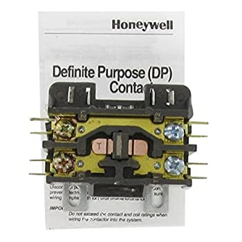 Honeywell DP1030A5014 Deluxe Definite Purpose Contactor 24 Vac 1 Pole