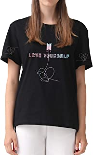 bts t shirt love yourself