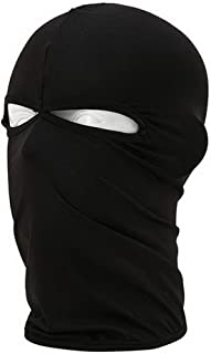 KINGOU Motorcycle Cycling Scarf Outdoor Lycra Balaclava Full Face Mask