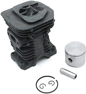 WHHHuan Kit de Piston de Cylindre de 1set 38mm pour la Cavalier Husqvarna 136 136le 137 137E 530014303 530069940