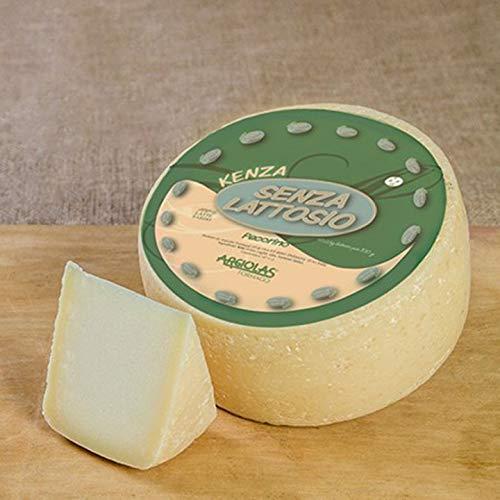 2 kg - Kenza. Pecorino prodotto in Sardegna senza lattosio e a basso contenuto di colesterolo, uno...