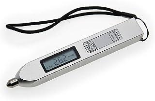 AMTAST Pen Type Vibration Tester Meter Digital Vibration Testing Equipment Vibrometer TV2000 (Aluminum Alloy)