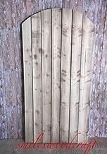D W H 83cm x 5cm smilewoodcraft Wooden Garden Gates x 180cm