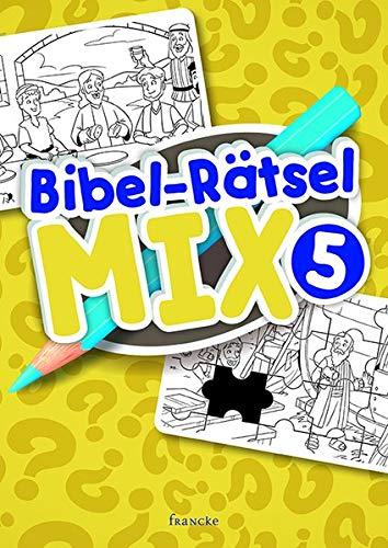 Bibel-Rätsel-Mix 5