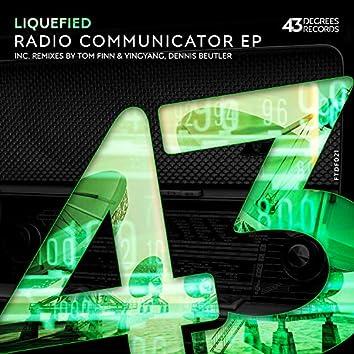 Radio Communicator EP