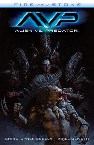 Alien Vs. Predator: Fire And Stone