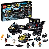 LEGO-La Base Mobile de Batman DC Comics Super Heroes Jeux de Construction, 76160, Multicolore