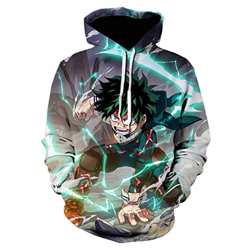 Einson Himiko Toga Hoodie for Men Women 3D Print Hooded Sweatshirt Clothes Anime My Hero Academia Child Boy Girl Cosplay Clothes