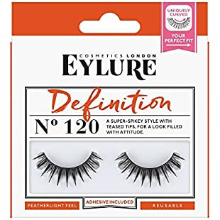 Eylure Strip Lashes No. 120 (Definition):Cnsrd