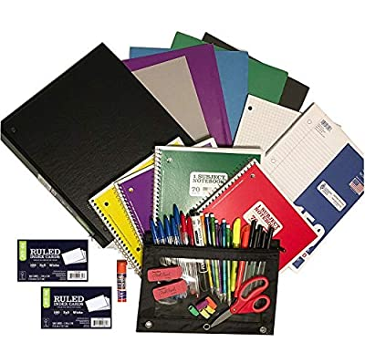 School Supply Bundle for Middle to High School Students from TeachWithFlowers
