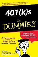 401 k s for dummies
