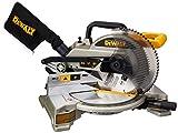 DEWALT DW714-B3 Sierra Ingleteadora 10 pulg + Disco aluminio